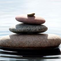 Hot-Stone-Behandlung