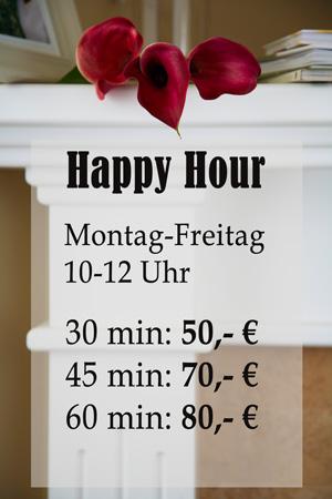 Erotische Massagen Berlin Happy Hour