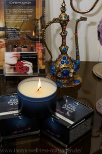 Kerzenwachsmassage, Erotische Massage, Berlin